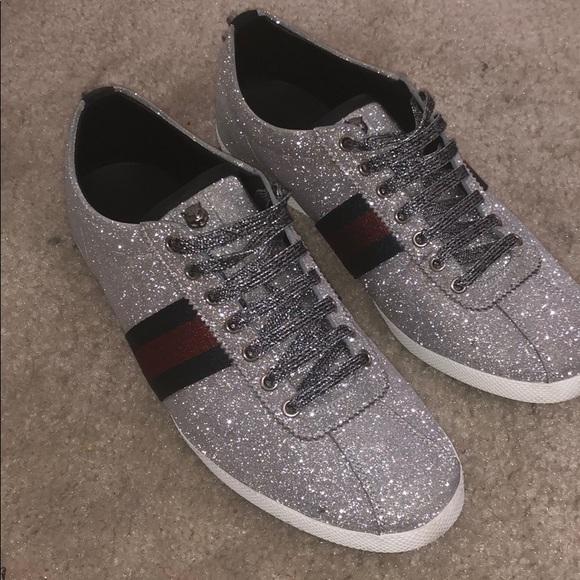 a011e0925 Gucci Shoes | Ice Glitter Size 11 | Poshmark